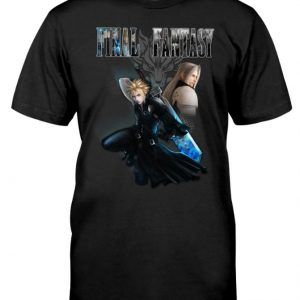 Final fantasy unisex shirt