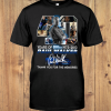 40 Years Of Paul Walker Fast And Furious 1973 2013 shirt