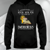 Always Keep A Book With You In Case Of Emergencies hoodie