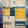 Balance sheet 101 poster