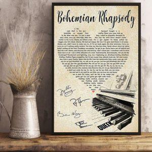 BohemianRhapsodyposter