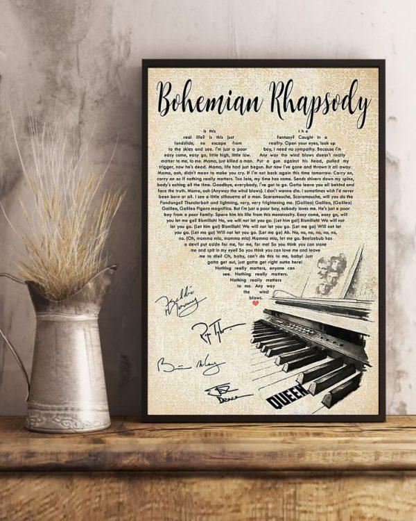 Bohemian Rhapsody poster1