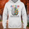 Brain Autism No Flaw In The Code hoodie