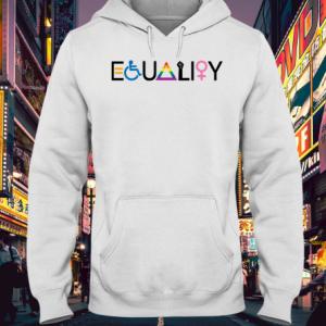 Equality Symbol hoodie