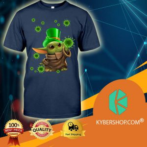 Irish Baby Yoda Corona shirt