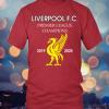 Liverpool F.C Premier League Champions 2019 2020 shirt