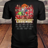 Manchester United Legends Signature premium unisex shirt