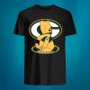 Pooh Green Bay Packers shirt