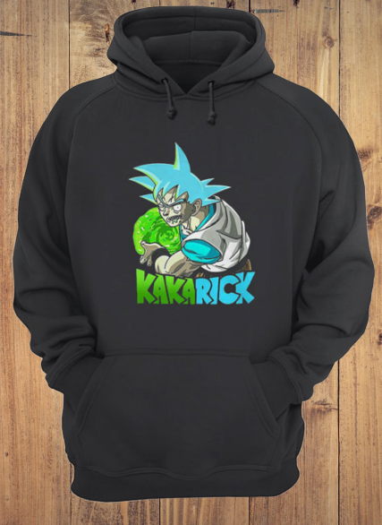 Rick And Morty Kakarick unisex hoodie