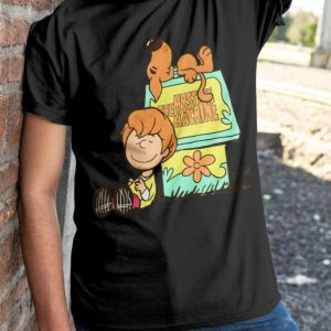Scooby Doo And Shaggy The Mystery Machine shirt