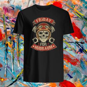 Skull Friday For Hubraum shirt