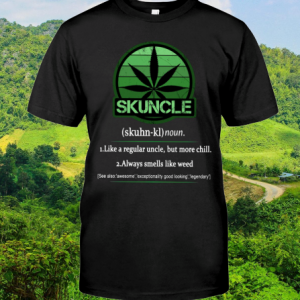 Skuncle Like A Regular Uncle shirt