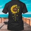 SunflowerHarley DavidsonYouaremysunshineshirt