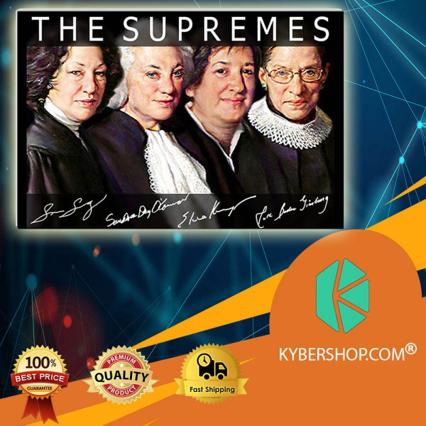 The Golden Girl Supremes poster