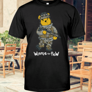 Winnie The Pew shirt