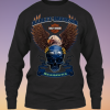 Harley Davidson Seattle Seahawks long sleeeved