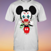 Mikey mouse joker shirt