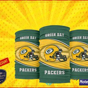 Green bay packers bandana