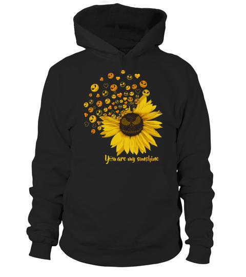 Jack Skellington you are my sunshine hoodie