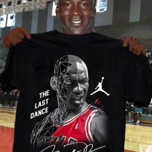 Michael Jordan the last dance 23 shirt