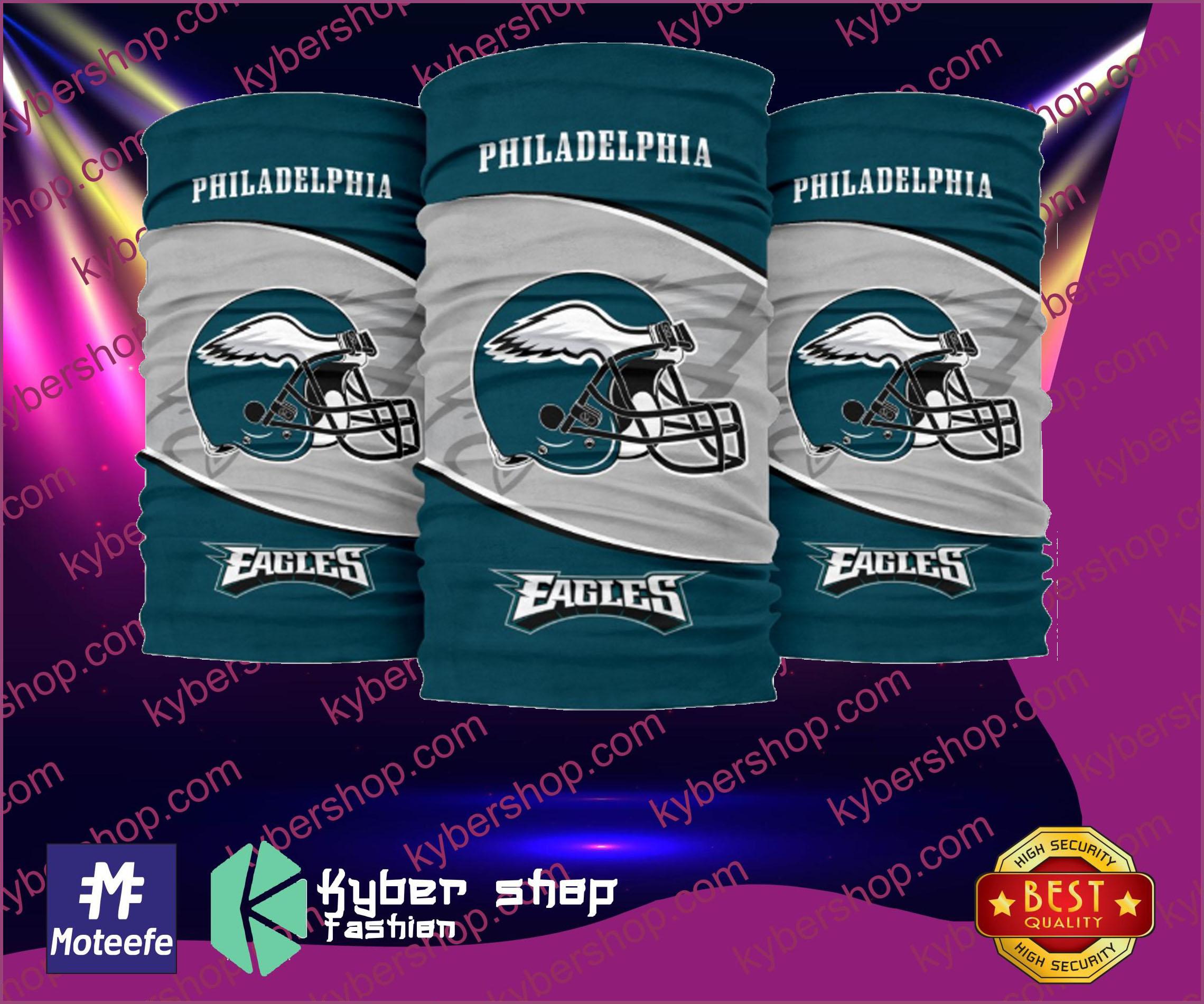 Philadelphia eagles bandana