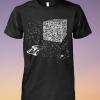 Star Trek QR code we are Borg shirt