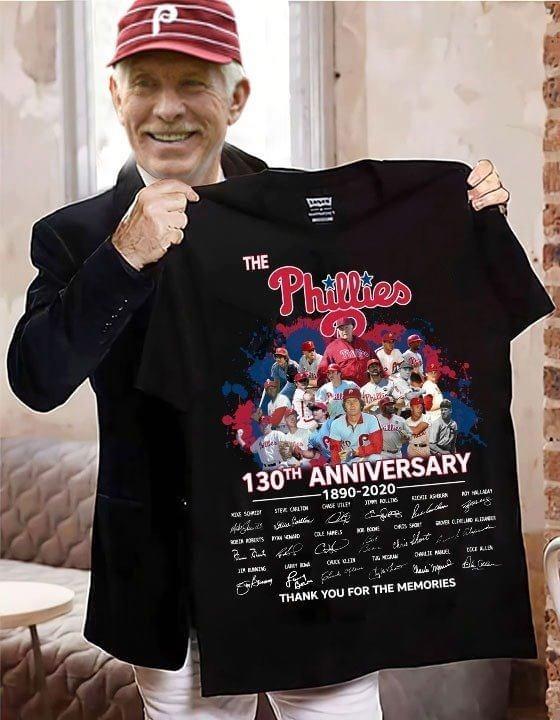 The Phillies th Anniversary shirt