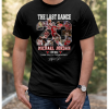 The last dance 23 Michael Jordan 1984 1998 shirt