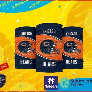 chicago bears bandana