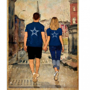 Dallas Cowboys And they lived happily ever after