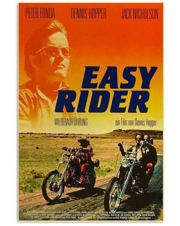 Easily rider Legend Poster