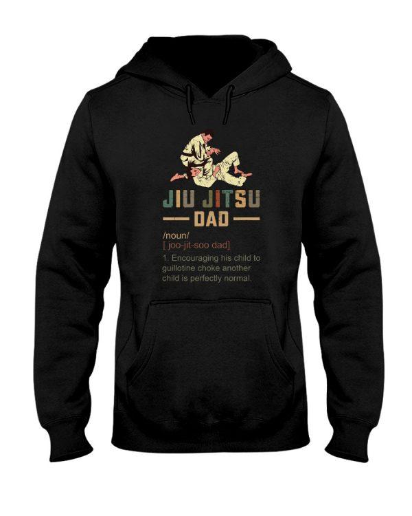 Jiu jitsu dad shirt