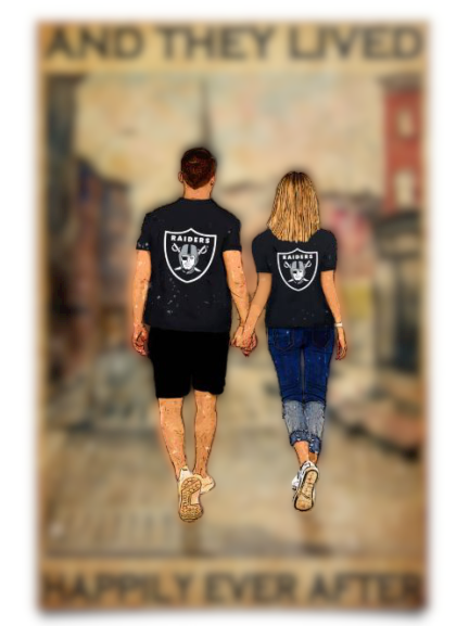 Oakland Raiders And they lived happily ever after