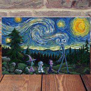 Starry nightmare Poster1