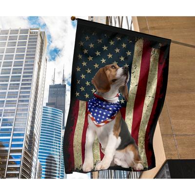 US dog flag