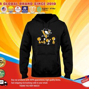Boston Bruins snoopy Charlie Brown hoodie1