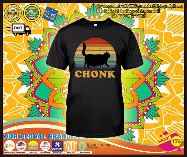 Chonk Cat shirt