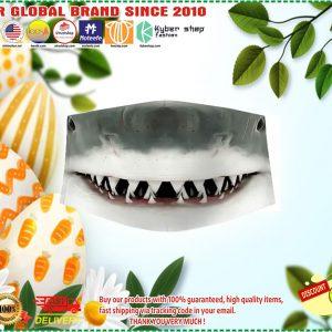 Shark face mask