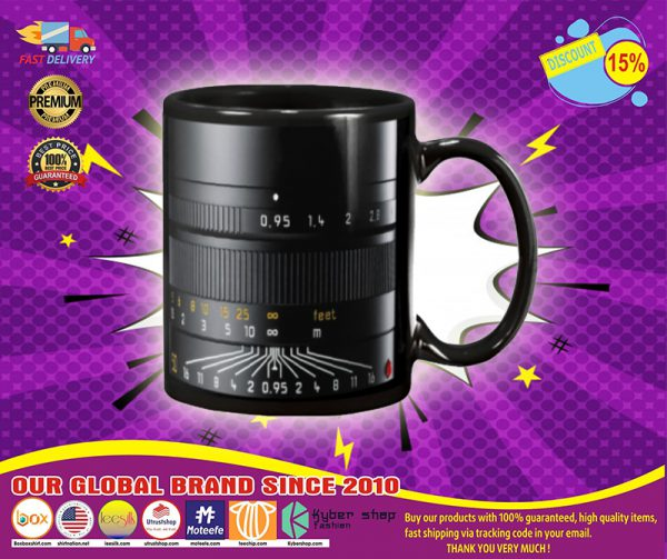 Photographer Detail Camera mug