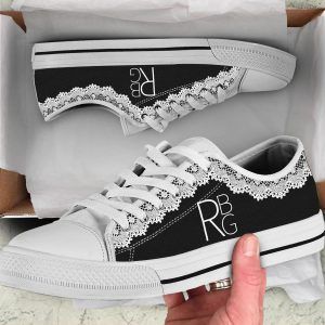 RBG Ruth Bader low top shoes