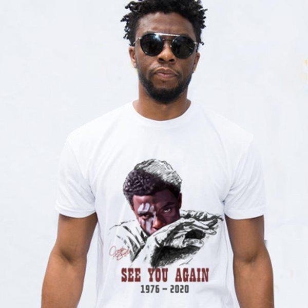 SeeyouagainWakanda shirt