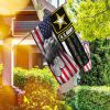 Veteran of the United States Army flag