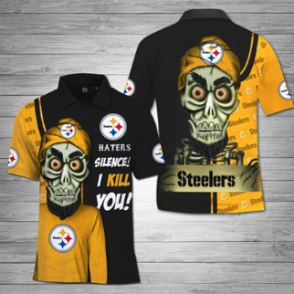 Achmed the dead terrorist haters silence I kill you pittsburgh steelers 3d shirt