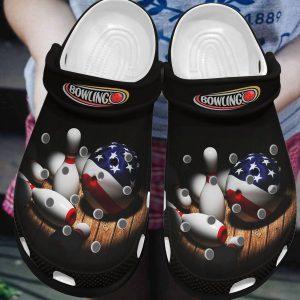 Bowling crocs crocband
