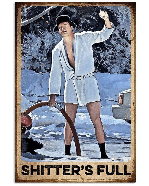 Cousin Eddie Shitter's full poster
