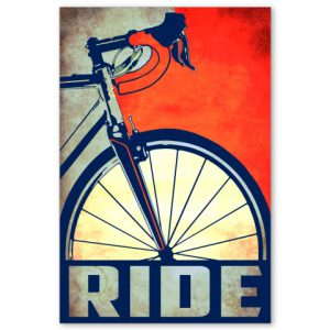 Cycling Ride poster