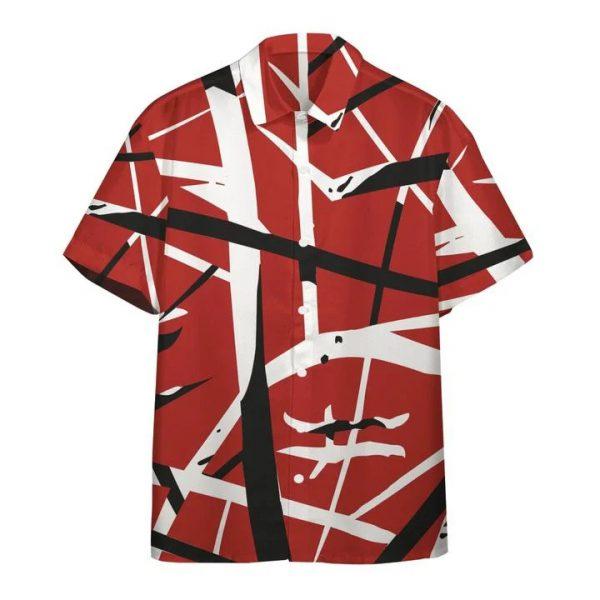 Eddie Van Halen SUMMER BEACH HAWAIIAN