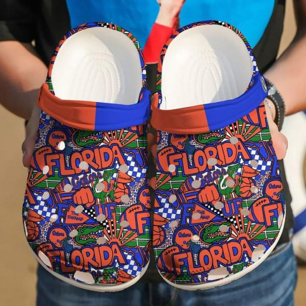 Florida Gators CROCS Crocband