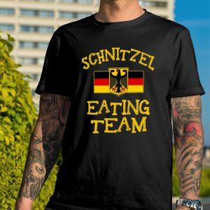 Germany Schnizel eating team shirt, hoodie