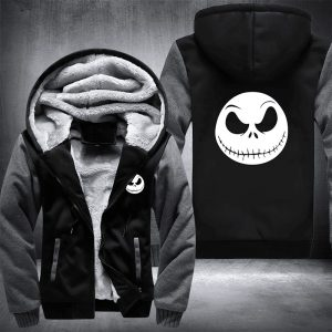 Jack Skellington 3d Fleece hoodie